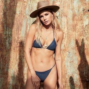 Tori Praver Laurel Tri Bikini Top